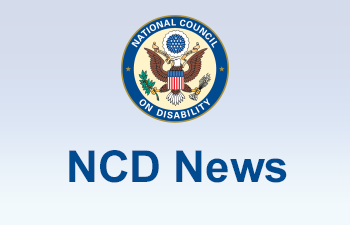 Graphic: NCD News with NCD seal