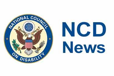 NCD logo with NCD News type