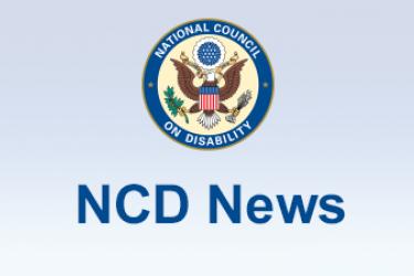 NCD News and NCD seal