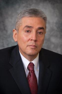 Headshot of Andrés J. Gallegos